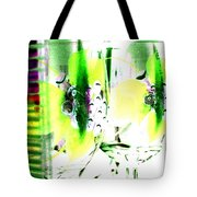 Wine Country Ambiance Tote Bag