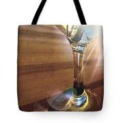 Wine-ding Down Tote Bag