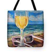 Wine Ding Down Tote Bag