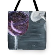 Wine From The Vine To The Glass Tote Bag