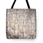 Wine Glasses Tote Bag