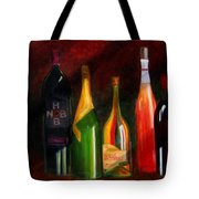 Colors Of Wine Tote Bag
