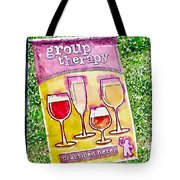 Wine Sign Tote Bag