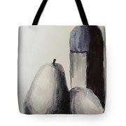 Wine Still Life Study Tote Bag