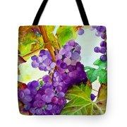 Wine Vine Tote Bag