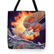 Wing Commander 1992 Tote Bag
