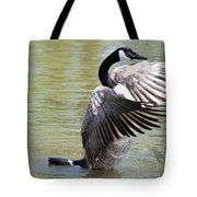 Wing Drying Tote Bag