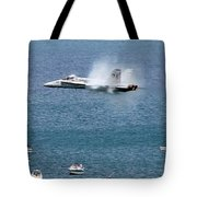 Wing Plume Tote Bag