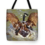 Wing Spand Tote Bag