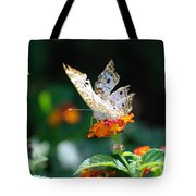 Winged Butter Tote Bag