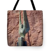 Winged Figures Of The Republic Tote Bag