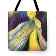 Winged Goddess Update Tote Bag
