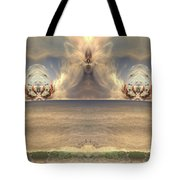 Winged Warrior Tote Bag