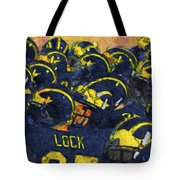 Winged Warriors Tote Bag
