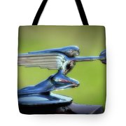 Winged Woman Tote Bag