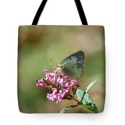 Wings And Petals Tote Bag