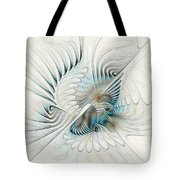 Wings Of An Angel Tote Bag