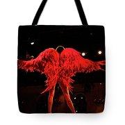 Wings Of An Angel  Tote Bag