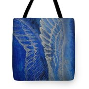 Wings Of Angel Tote Bag