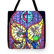 Wings Of Change Tote Bag