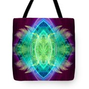 Wings Of Consciousness Tote Bag
