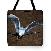 Wings Of Fury Tote Bag