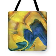 Wings Of The Dove Tote Bag