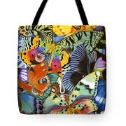Wings Of The World Tote Bag