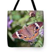 Wings Of Wonder - Common Buckeye Butterfly Tote Bag