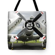 Wings Up Tote Bag