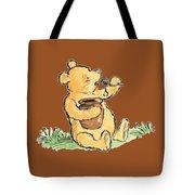 Winnie The Pooh T-shirt Tote Bag