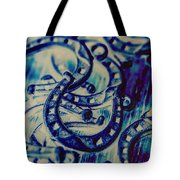 Winning Blue Country Tokens Tote Bag