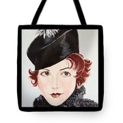 Winsome And Mischievous  Tote Bag