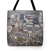Winston-salem Nc Tote Bag