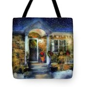 Winter - Christmas - Dressed Up For The Holidays  Tote Bag