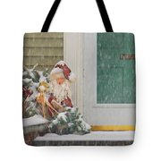 Winter - Christmas - Oh Oh Brrr Tote Bag