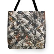 Winter - First Snow Tote Bag