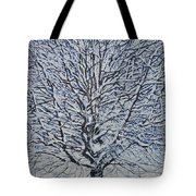 Winter '05 Tote Bag by Leah  Tomaino