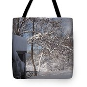 Winter 1 Tote Bag