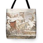 Winter, 1872  Tote Bag