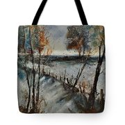 Winter 450101 Tote Bag