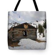 Winter At The Boston Mine 4 Tote Bag