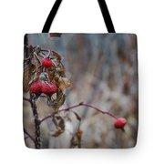 Winter Berries No.2 Tote Bag