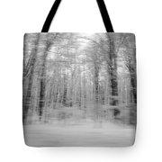 Winter Blast Tote Bag