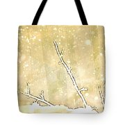 Winter Born Tote Bag