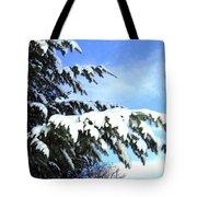 Winter Boughs Tote Bag