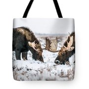 Winter Buddies Tote Bag