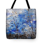 Winter Crisp Tote Bag