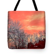 Winter Day 2 Tote Bag