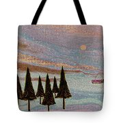 Winter Dream Tote Bag